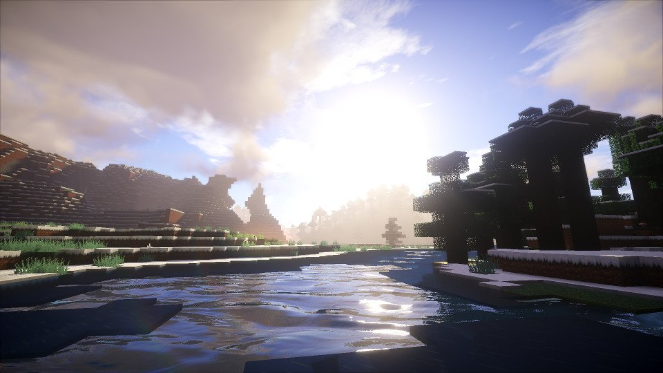 Minecraft Shaders Mod